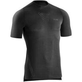 cep Run Ultralight Kortærmet skjorte Herrer, sort